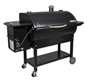 Camp Chef SmokePro LUX side tilt