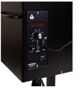 Camp Chef PG24 Deluxe temperature control panel