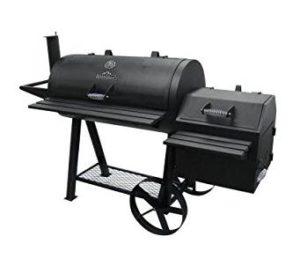 black bbq grill