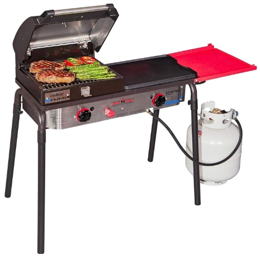 Camp Chef Big 2-Burner