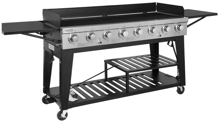 Royal Gourmet 8-Burner
