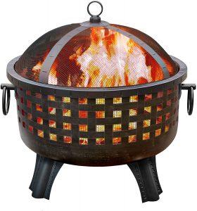 Landmann Savannah Garden Light Fire Pit