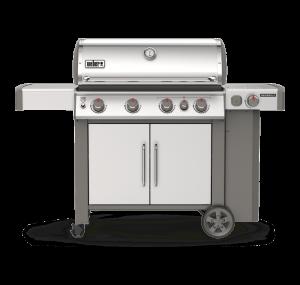 Weber Genesis II S-435 Propane Grill