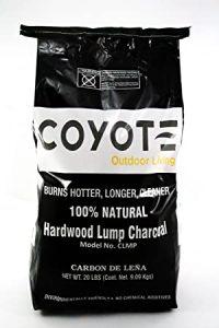 Coyote Natural Hardwood Lump Charcoal
