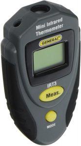 General Tools IRT3 Mini Laser Thermometer