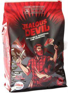 Jealous Devil All Natural Premium Hardwood XL Lump Charcoal