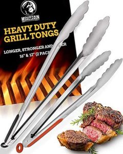 Mountain Grillers Grill Tongs