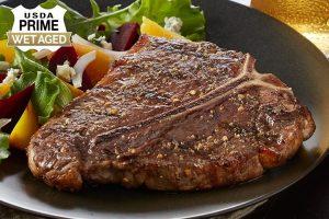 USDA Prime - 4 (20oz) Porterhouse chicago steak company