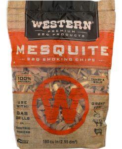 Western Mesquite BBQ Smoking Chips