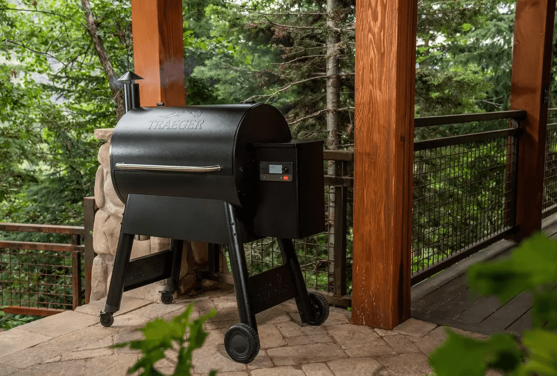 Setting Up Your Traeger Guide - Start Grilling