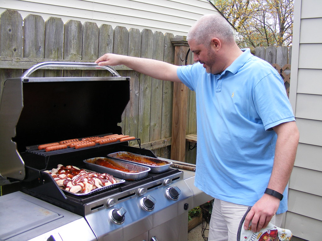 turn off propane tank after grilling
