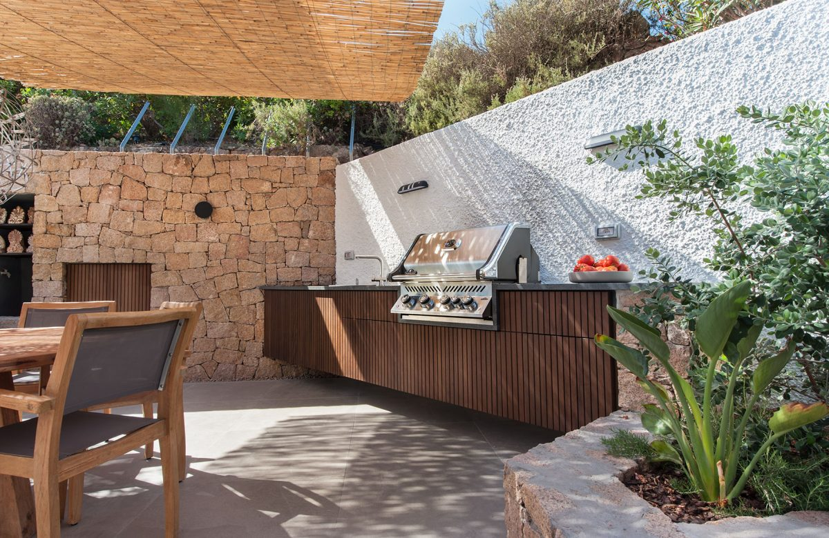 Built-in Gas Grills 101: All the Things You Need to Know