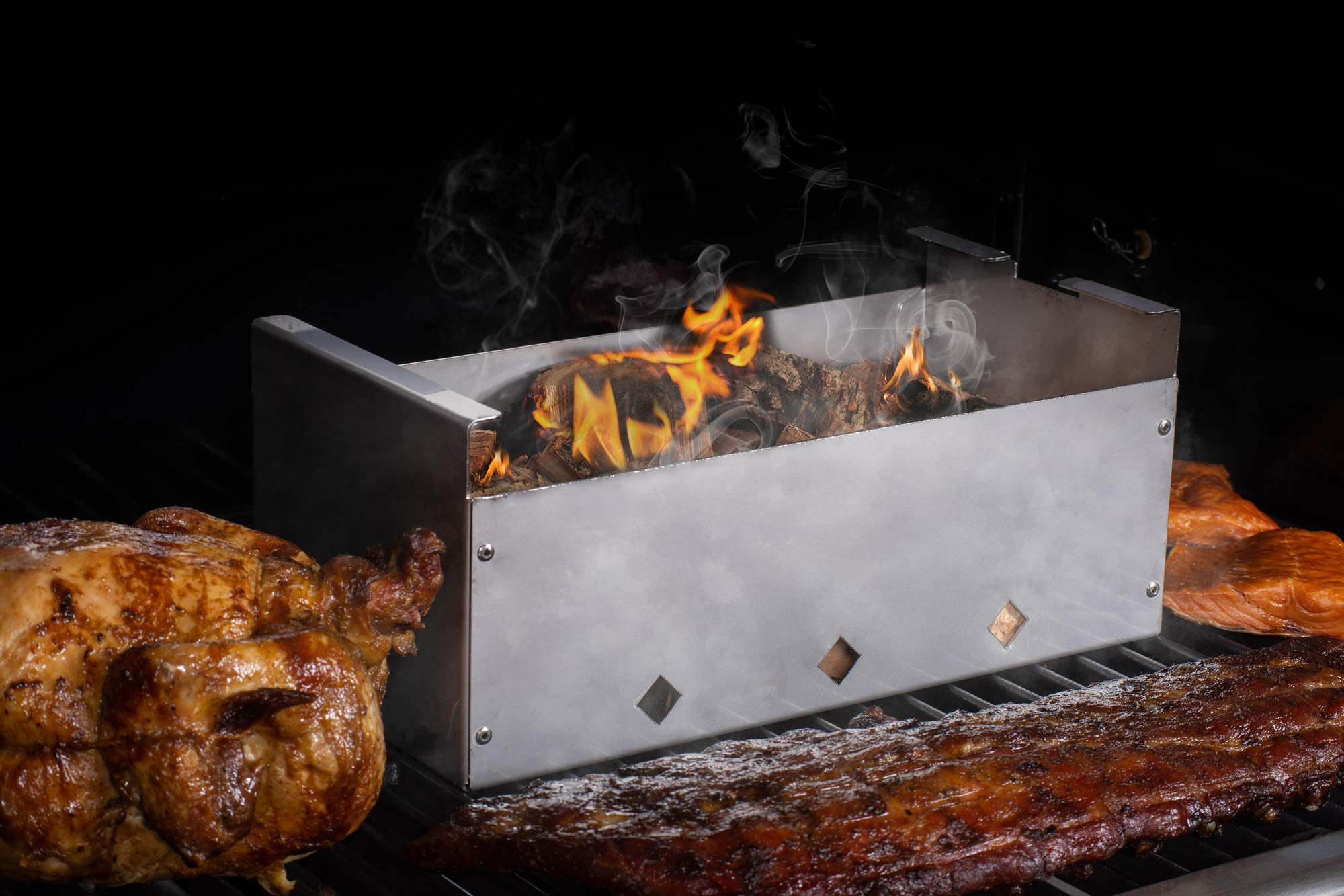 Guide to Perfectly Setting Up Your Smoker Box on Your Gas Grills