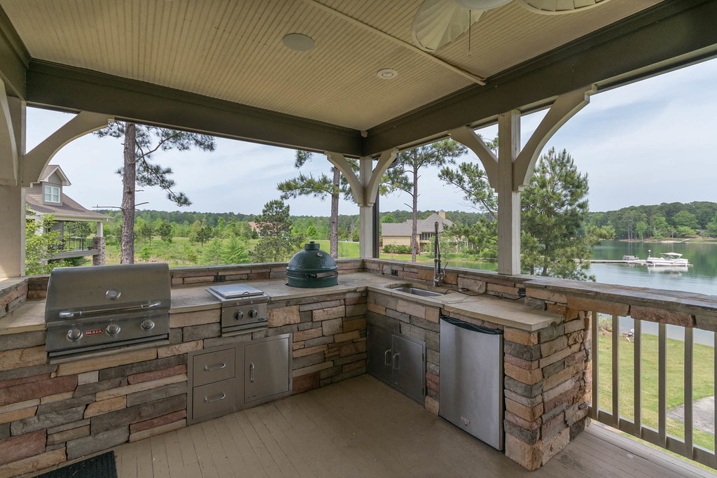 Reasons Why You Should Have Outdoor Built-in Gas Grills