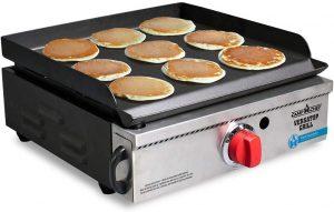 Camp Chef VersaTop 250 Portable Flat Top Grill