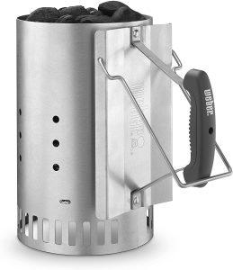 Weber 7429 Rapidfire Chimney Starter