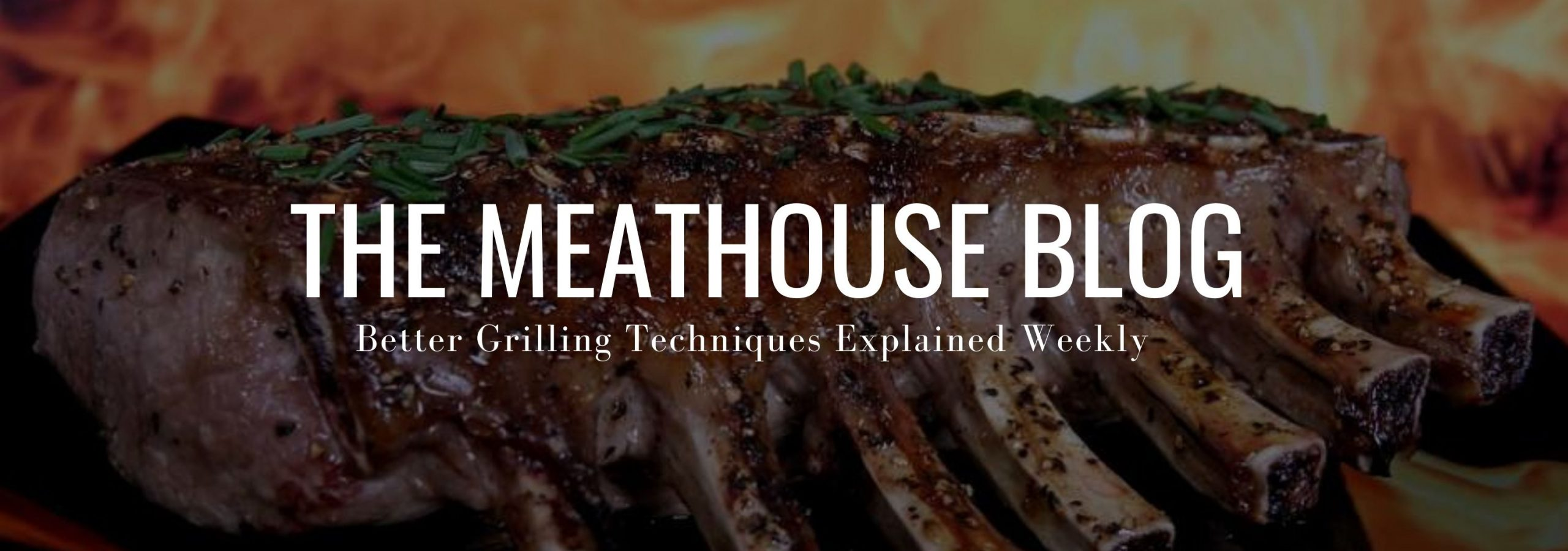 The MeatHouse Blog logo