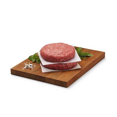 Amazon Fresh Exclusive Organic Single Cow Burger Patties