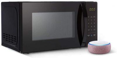 AmazonBasics Microwave Bundle