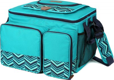 Arctic Zone Hot Cold Insulated Collapsible Picnic Cooler