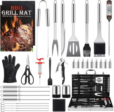 Birald Grill Set BBQ Tools Grilling Tools Set