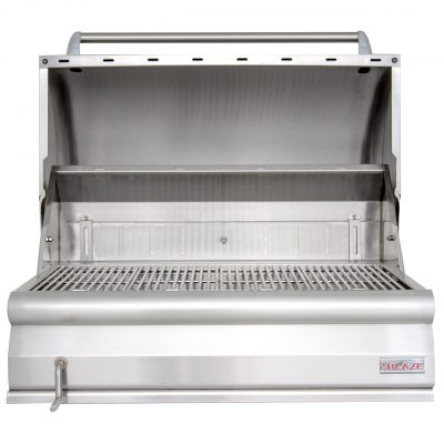 Blaze Stainless Steel Charcoal Grill
