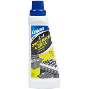 Carbona 320 2-In 1 Oven Rack And Barbecue Cleaner