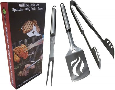 Cave Tools Grilling BBQ Tools Set