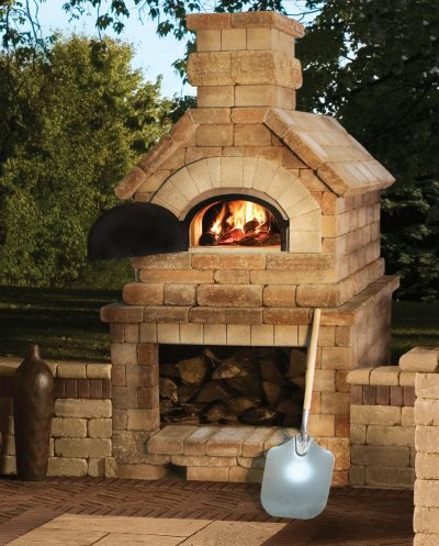 Chicago Brick-oven DIY Kit