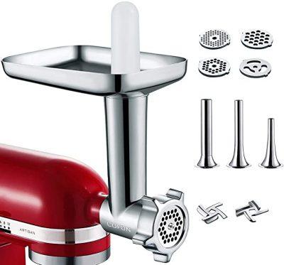 Cofun KitchenAid Metal Food Grinder Attachments