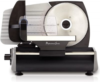 Continental Electric Pro Series Meat Slicer