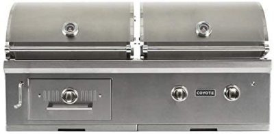 Coyote Centaur Compact Natural Gas Charcoal Dual Fuel Grill