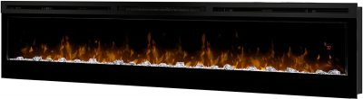 Dimplex Prism Series 74 Wall-Mounted Electric Fireplace