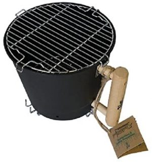 Firefly Compact Portable Charcoal Grill