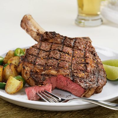 Frenched Bone-In Ribeye Steak by Kansas City Steaks