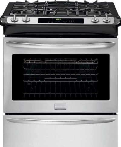 "Frigidaire Gallery Series 30"" Slide-In Gas Range"