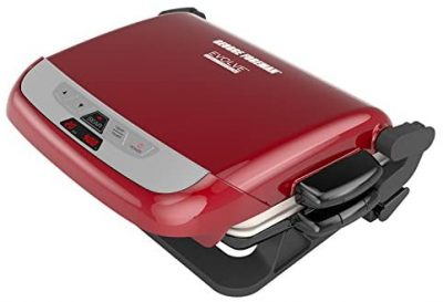 George Foreman 5-Serving Multi-Plate Evolve Grill