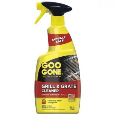Goo Gone Grate and Grill Cleaner