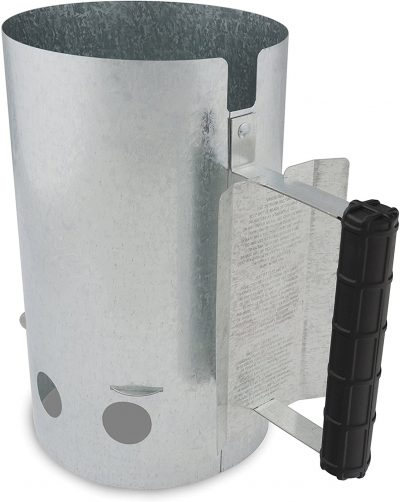 GrillPro 39470 Chimney Charcoal Starter