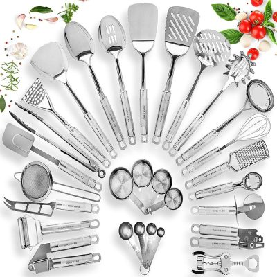 Home Hero 29 piece Stainless Steel Set