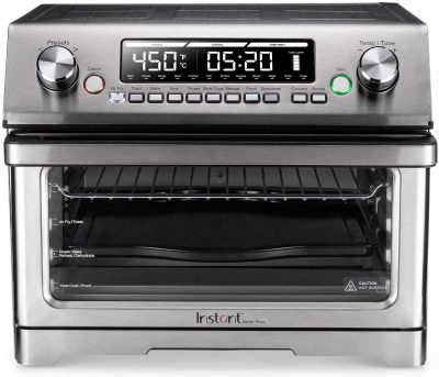 Instant Omni Plus Air Fryer Toaster Oven 11 in 1, 26L