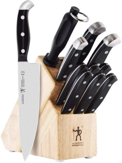 J.A. Henckels International Statement Knife Block Set