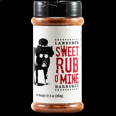 Lambert Sweet Rub O' Mine