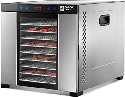 Magic Mill Commercial Food Dehydrator
