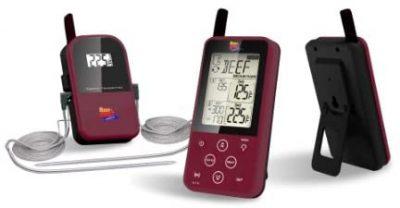 Maverick ET-733 Long Range Wireless Dual Probe BBQ Smoker Meat Thermometer