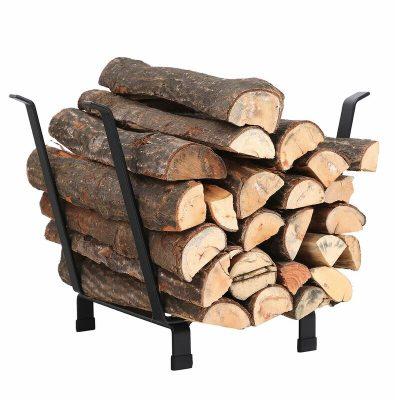 PHI VILLA Decorative Firewood Log Rack