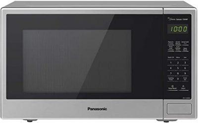 Panasonic Stainless Steel Countertop Microwave