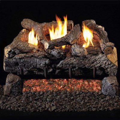 Peterson Real Fyre 18-Inch Evening Fyre Gas Log Set