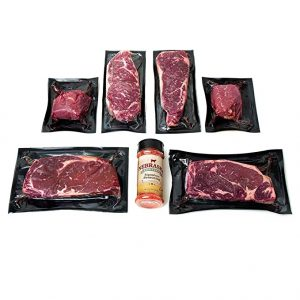 Petite Excellence Steak Gift Package by Nebraska Star Beef