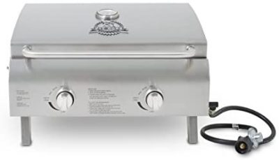 Pit Boss Two-Burner Portable Grill